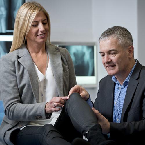 Knee Treatments - Orthopaedics SA