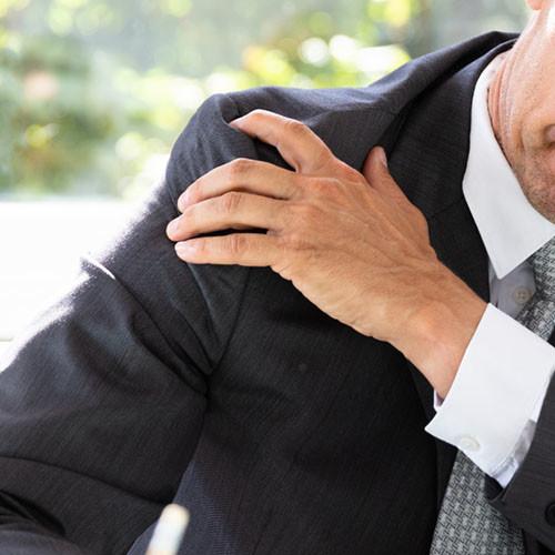 Frozen shoulder - Orthopaedics SA
